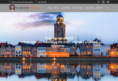 S David Travel