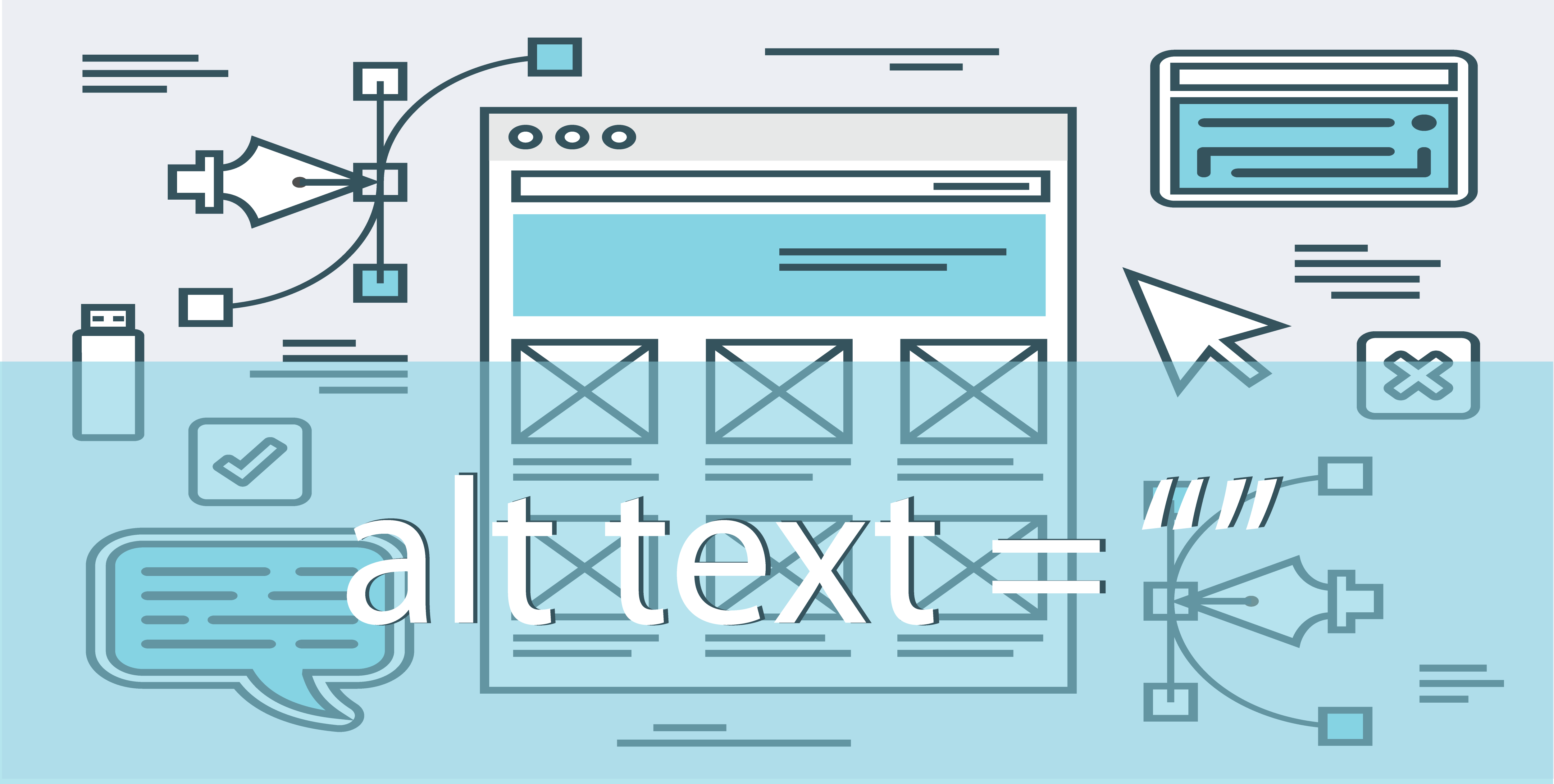 Alt text graphic